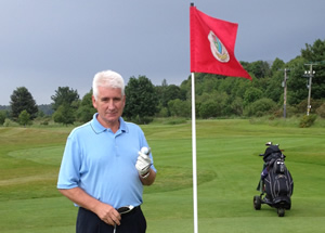 Hole in One for John Verling