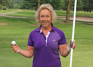 Hole In One For Jayne Leith
