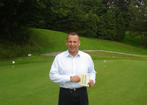 Hole in One for Steve Boylan